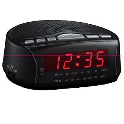 Pretty Good Asda Alarm Radio Clock For £2 @ Asda Direct and Asda Instore