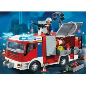 EXPIRED-Playmobil - 4821 Fire Engine - £26.69 @ Amazon