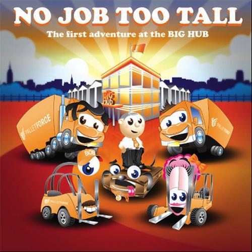 Free Childrens Book - No Job Too Tall @ Fantastic Media