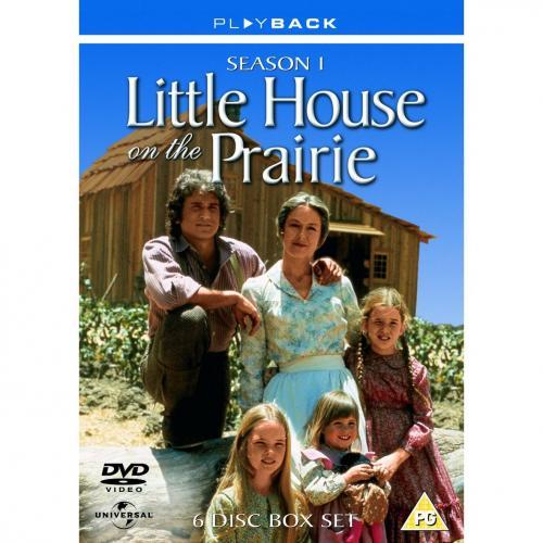 Little House On The Prairie: Series 1 (DVD) - £8.97 @ Amazon
