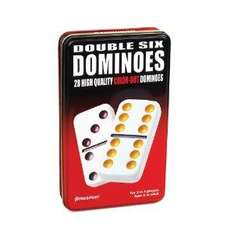 Double 6 Colour Dot Dominoes In A Tin - £2.32 Delivered @ Amazon