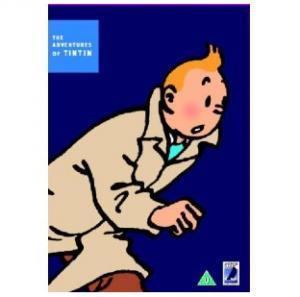 The Adventures of Tintin (75 Year Anniversary) (10 Disc DVD Box Set) - £9.95 @ Zavvi