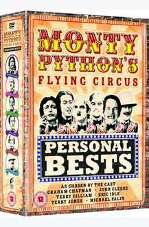 Monty Python Personal Bests: Collection (6 Disc DVD Box Set) - £4.99 Delivered @ Play