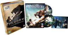 10,000 BC (Limited Edition Collector's Tin) (DVD)  + Other DVDs - £2.99 @ Sainsburys Entertainment