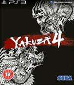 Yakuza 4 For PS3 £24.99 for standard @ Gameplay