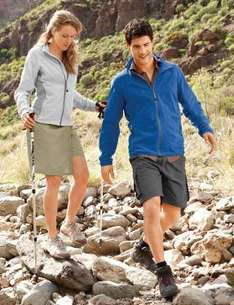 Fleece Jacket - £8.99, 34L Capacity Rucksack - £17.99 & Other Great Outdoor Deals From 4th April @ Lidl