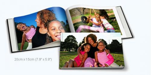 Claim A Complimentary A5 Photo Book - £3.99 Postage @ Bonusprint