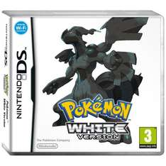 Pokemon White OR Black For Nintendo DS -  £20.20 (with code) @ Price Minister