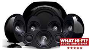 Kef Audio KHT3005SE - 5.1CH Home Cinema Speaker System - Black - Only £699.83 *With Code pixukmars14* Delivered @ Pixmania