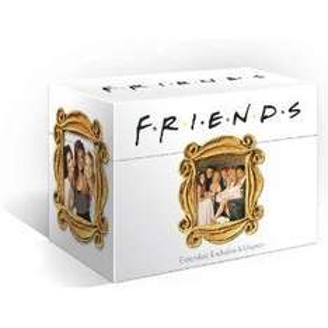 Friends: Original Box Set: Season 1-10 Complete Collection (15th Anniversary) (DVD) - £35 @ Amazon