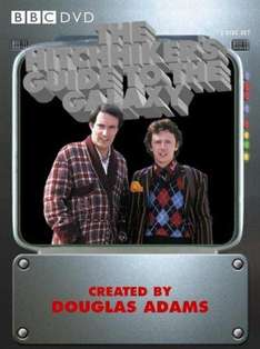 Hitchhikers Guide To The Galaxy TV Series (DVD) - £5 @ Amazon