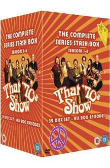 That 70s Show: Complete Series 1-8 (DVD) - £59.99 @ Play