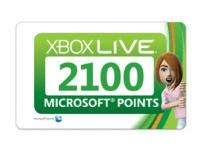 Xbox Live 2100 Points Card - £12.79 Delivered (with code) @ Bee