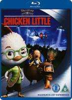 Disney Chicken Little On Blu Ray - £5.60 (with code) @ Bee
