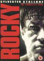 Rocky Complete Saga On DVD - £8.79 (with code) @ Bee