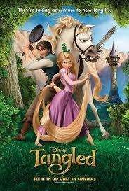 Tangled From 15th April Kids AM - £1 @ Vue Cinemas