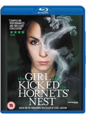 The Girl Who Kicked The Hornets' Nest (Blu-ray) - £9.99 @ Sainsburys Entertainment