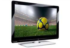 "Sharp LC37LE320E 37"" LED Edge-lit LCD TV With 100Hz & HD-Ready 1080p With 5 Year Guarantee - £399 Delivered @ Sharp Direct"