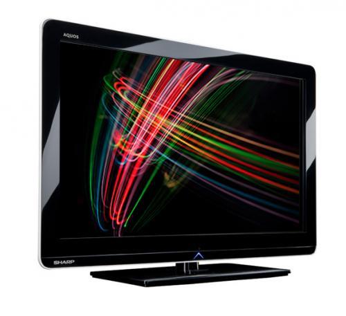 "Sharp LC37LE320E 37"" LED Edge-lit LCD TV - £425 Delivered @ Ebay Sharp Outlet"