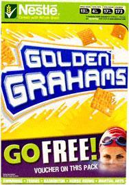 nestle golden grahams 375G £2 @ asda