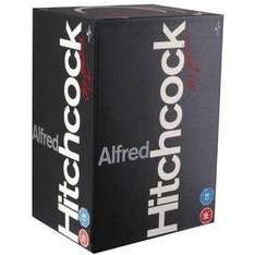 Hitchcock 14 Disc Box Set On DVD - Now £13 Delivered @ Amazon