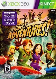 *PREOWNED* Kinect Adventures *Game Only* (Xbox 360) £2.99 Delivered @ Game