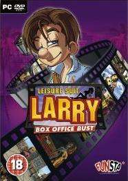 Leisure Suit Larry: Box Office Bust (PC) - 49p @ The Game Collection