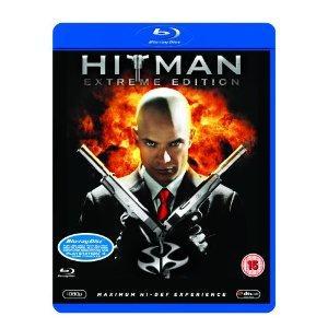 Hitman: Extreme Edition (Blu-ray) - £4.99 @ Play & Amazon