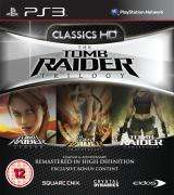 Tomb Raider Trilogy HD for PS3 -  £16.85 delivered at The Hut