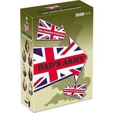 Dad's Army: Complete And Specials (DVD) (14 Disc) - £25 @ Tesco Entertainment
