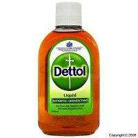 Dettol Antiseptic Disinfectant Liquid 250ml £1@ Poundstretcher