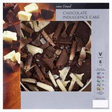 Tesco Finest Chocolate/ carrot/ coffee & walnut Cakes £1.59 each @ Tesco