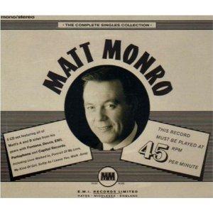 Matt Monro: Complete Singles Collection (5 CD) - £10.39 @ Base