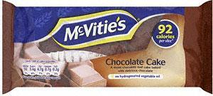 McVitie's Chocolate Cake, Fruit cake, Lemon cake BOGOF ONLY £1 instore & online @ Sainsburys