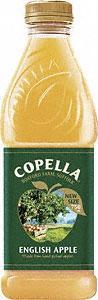 750ml Copella Pressed Apple or Apple & Mango juice £1.25 @ ASDA