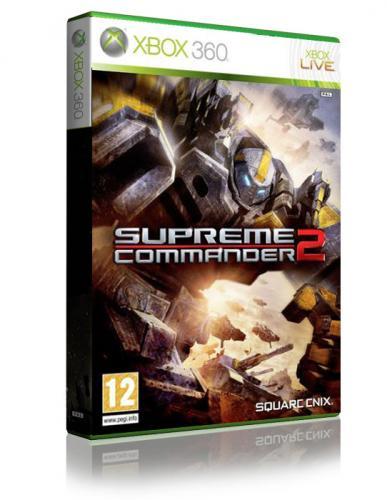 Supreme Commander 2 For Xbox 360 - £8.86 Delivered @ Shopto