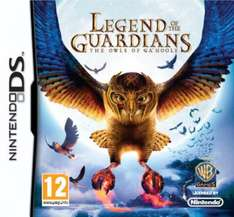 Legend of The Guardians: The Owls of Ga'Hoole For Nintendo DS - £7.85 @ Zavvi & The Hut