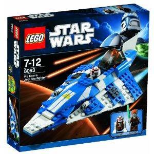 Lego Star Wars 8093 Plo Koon's Jedi Starfighter - £16.98 @ Amazon