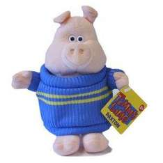 Timmy Time 8 Inch Paxton Soft Toy - £2.82 @ Amazon