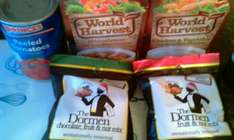 More 1p deals at Tesco.  Princes Plum tomatoes, Dorman's Fruit and Nuts, World Harvest Cup a Soups