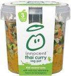 Innocent Vegetable Pots at £1.74 at Tesco
