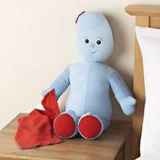 In The Night Garden Iggle Piggle Jumbo Soft Toy - Now £5.99 *Delivered To Store* @ Sainsburys