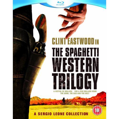 Spaghetti Westerns Collection (Blu-ray) (3 Disc) - £12.99 @ Play & Amazon