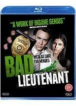 Bad Lieutenant: Port of Call New Orleans (Blu-ray) - £7.99 @ Base