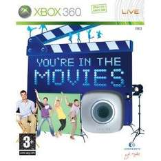 Your In The Movies with Camera For Xbox 360  - £8.13 @ Amazon