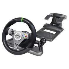 Mad Catz Wireless Racing Wheel (Xbox 360) - £51 (with code) @ Tesco Direct