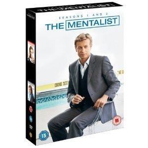 The Mentalist: Seasons 1 & 2 (DVD) - £24.97 @ Amazon