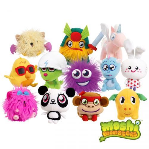Moshi Monster Moshlings - £6.99 @ Firebox