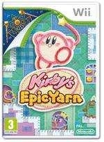 Kirby's Epic Yarn For Nintendo Wii - £19.99 @ Game