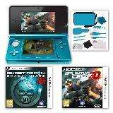 Nintendo 3DS + 2 games + accessory pack £249.99 @ Choices